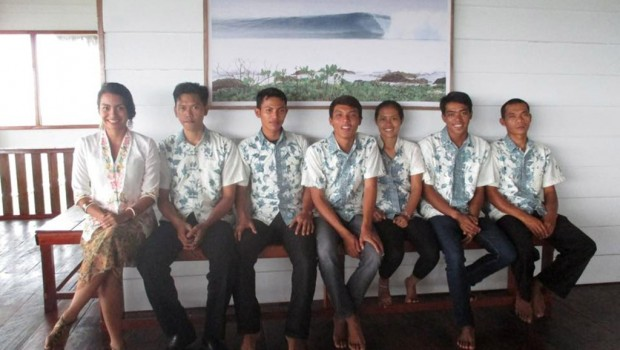 The Salt Surf Resort Staff