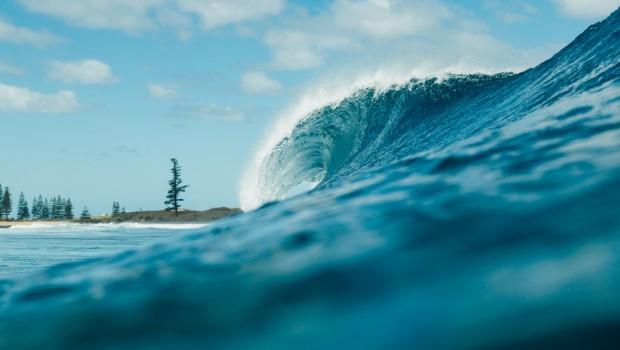 Reef break Jack Entwistle