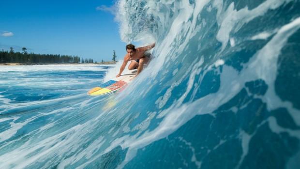 Surfer at Kingston - Jack Entwistle
