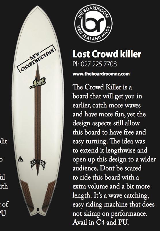 lost crowd killer